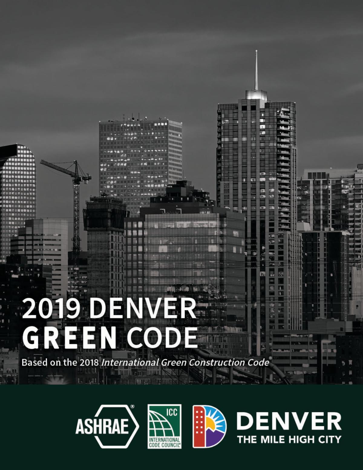 2019 Denver Green Code