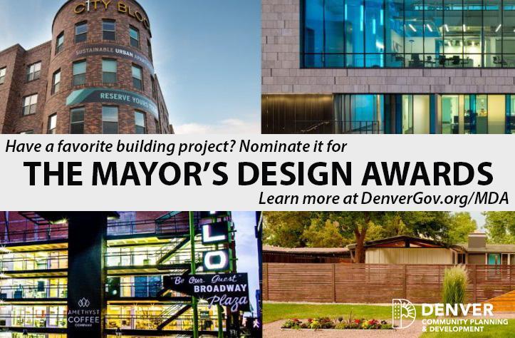 Mayor's Design Awards
