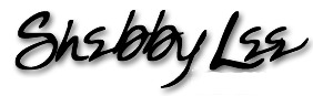 Shebby Lee signature