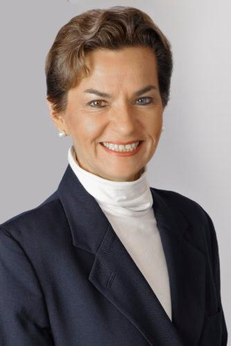 Christiana Figueres portrait.