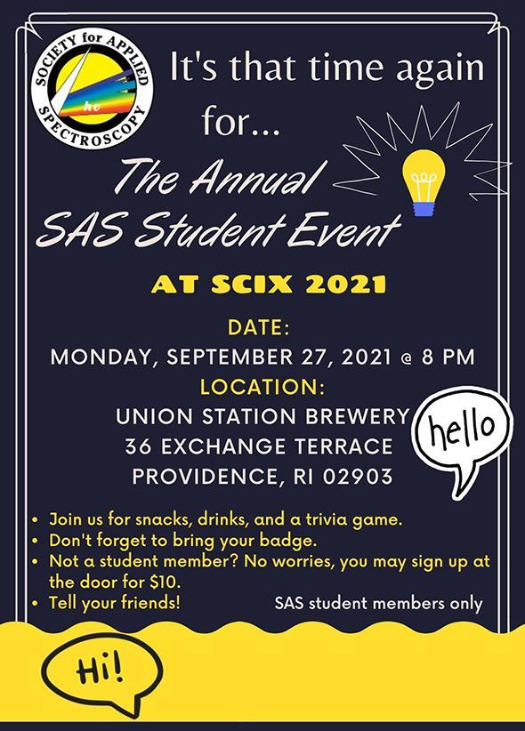SAS Student Networking