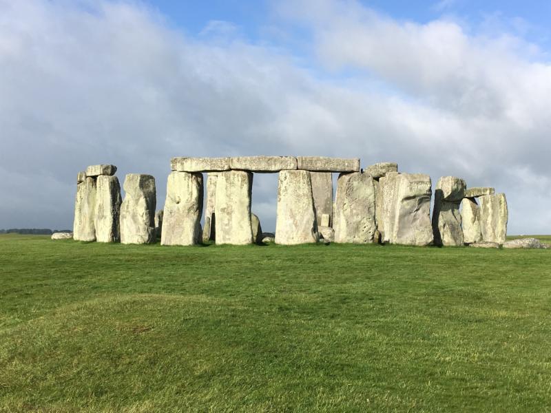 Stonehenge Exterior