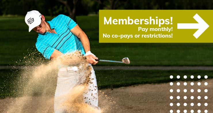 Golf Memberships