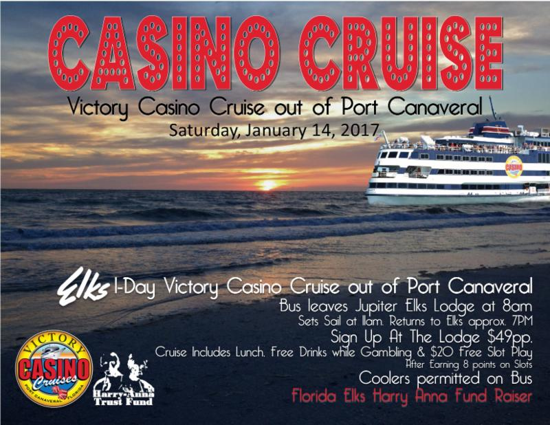 Casino cruise florida free pala casino donation request