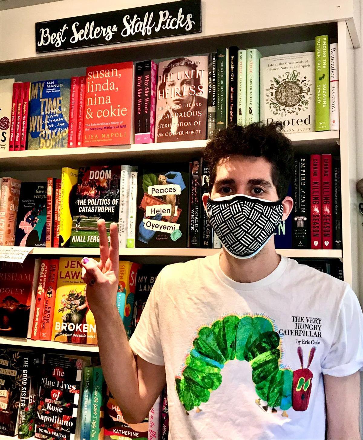 Meet the Bookseller