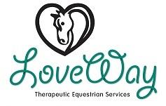 LoveWay Logo Teal
