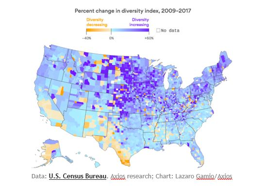 Geography Is Destiny   and Diversity | Pennsylvania Office