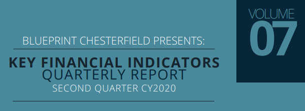 Blueprint Chesterfield Presents: Key Financial Indicators - Second Quarter CY2020