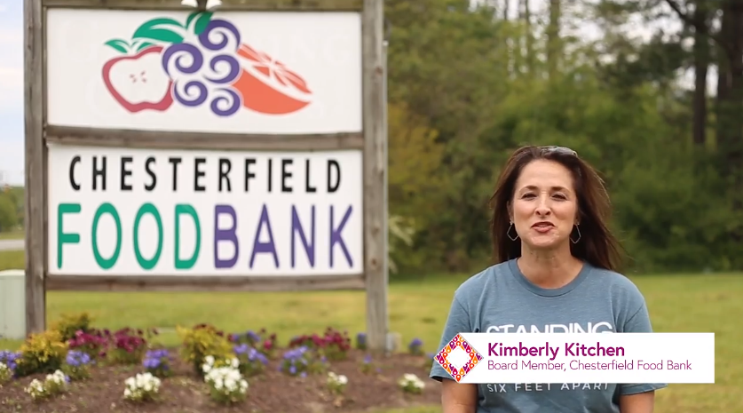 Chesterfield Food Bank Video