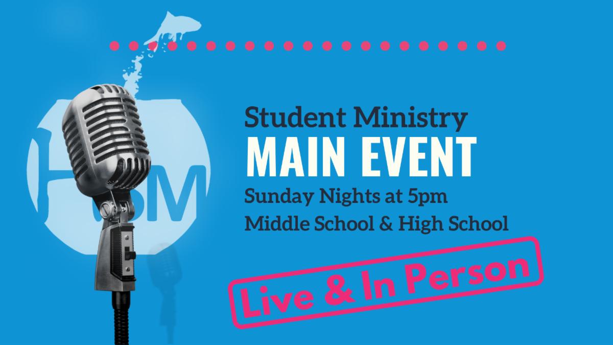 HSM Main Event