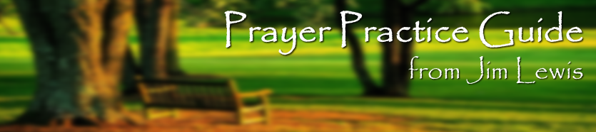 Prayer Practice Guide