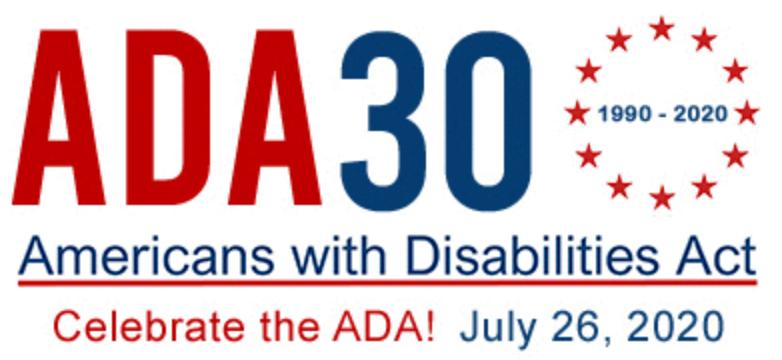 ADA anniversary 2020