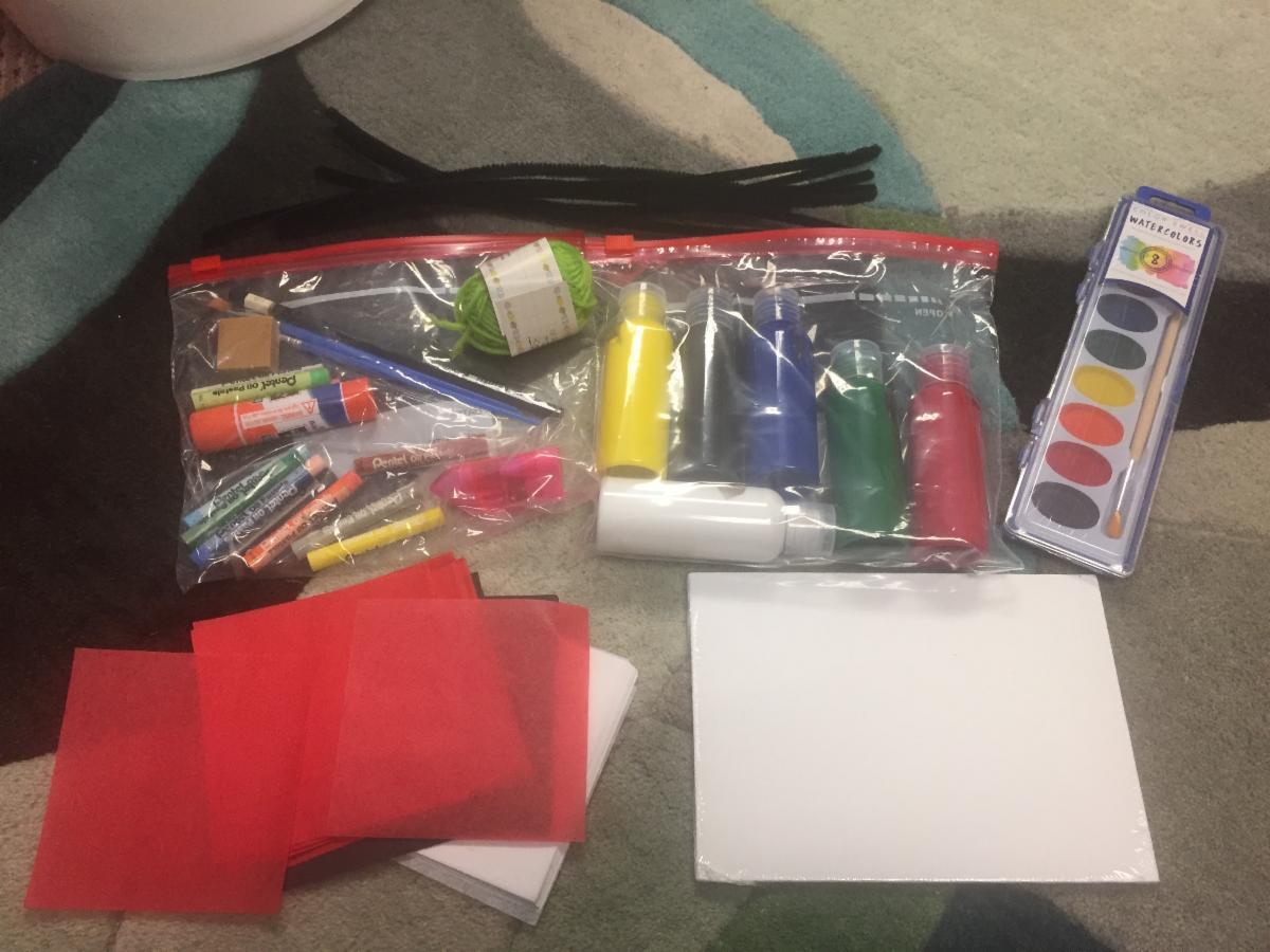 ELO supply kit