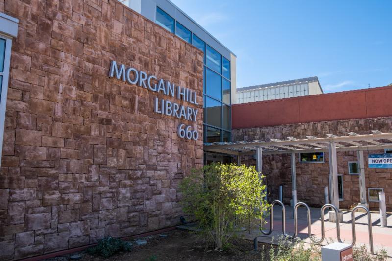 Morgan Hill library