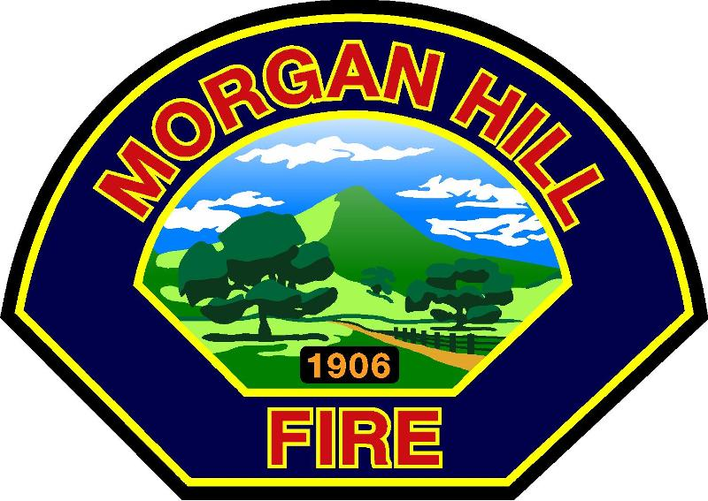 Morgan Hill Fire logo