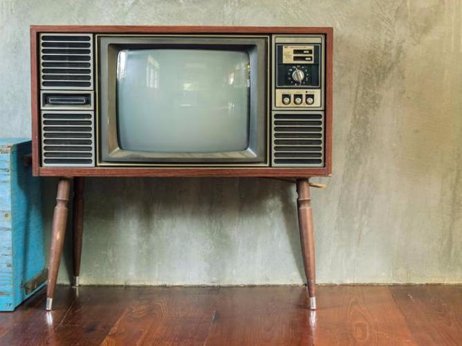 old fashion tv