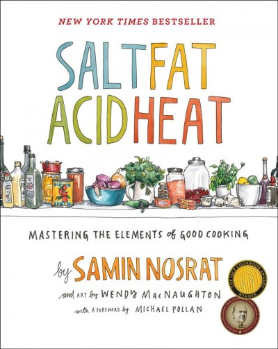 Salt Fat Acid Heat Book Cover