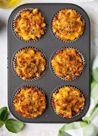 Mac & Cheese Cups-copyrighted image