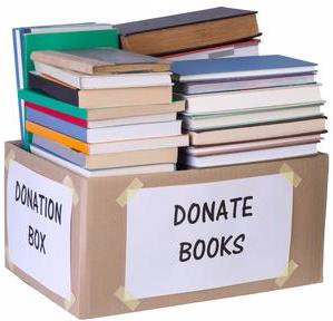 Donate Books-copyrighted image