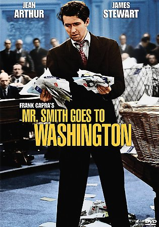 Mr Smith Goes to Washington DVD Cover-copyrighted image