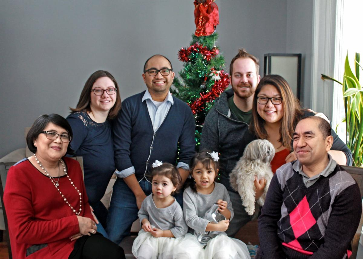 Gutierrez family photo