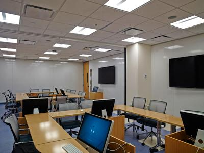 WCMC classroom