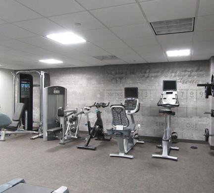 Kent gym image