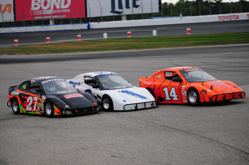 NHMS in Loudon, NH offers a diverse schedule during the