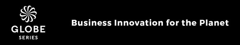GLOBE Series e-blast banner - black