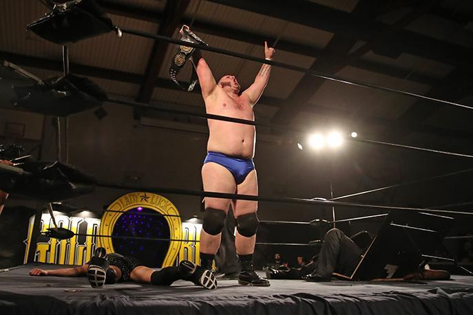 1-28-19 - Gold Rich Wrestling - Darren Yamashita