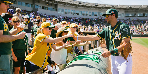 A's - Spring Training