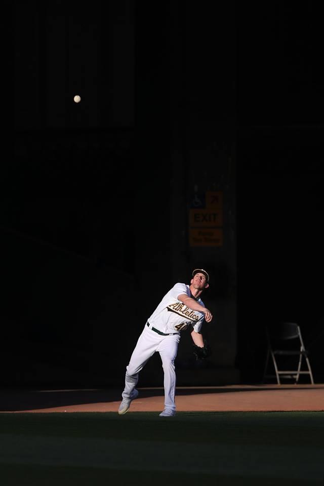 5-6-19 - A's - Darren Yamashita