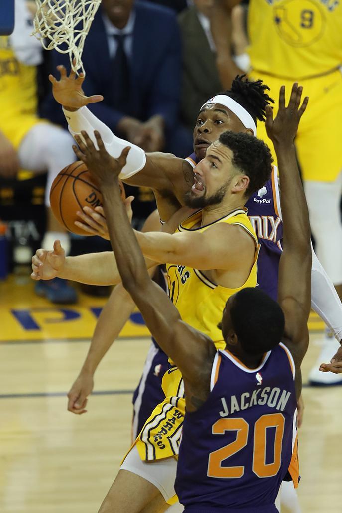 3-11-19 - Warriors - Darren Yamashita