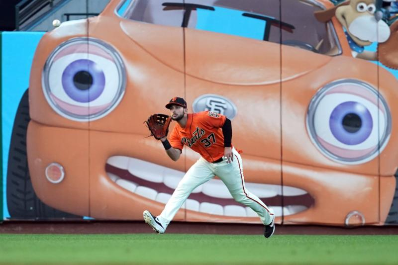 8-12-19 - Giants - Darren Yamashita