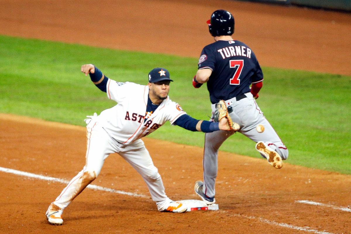 11-4-2019 - MLB