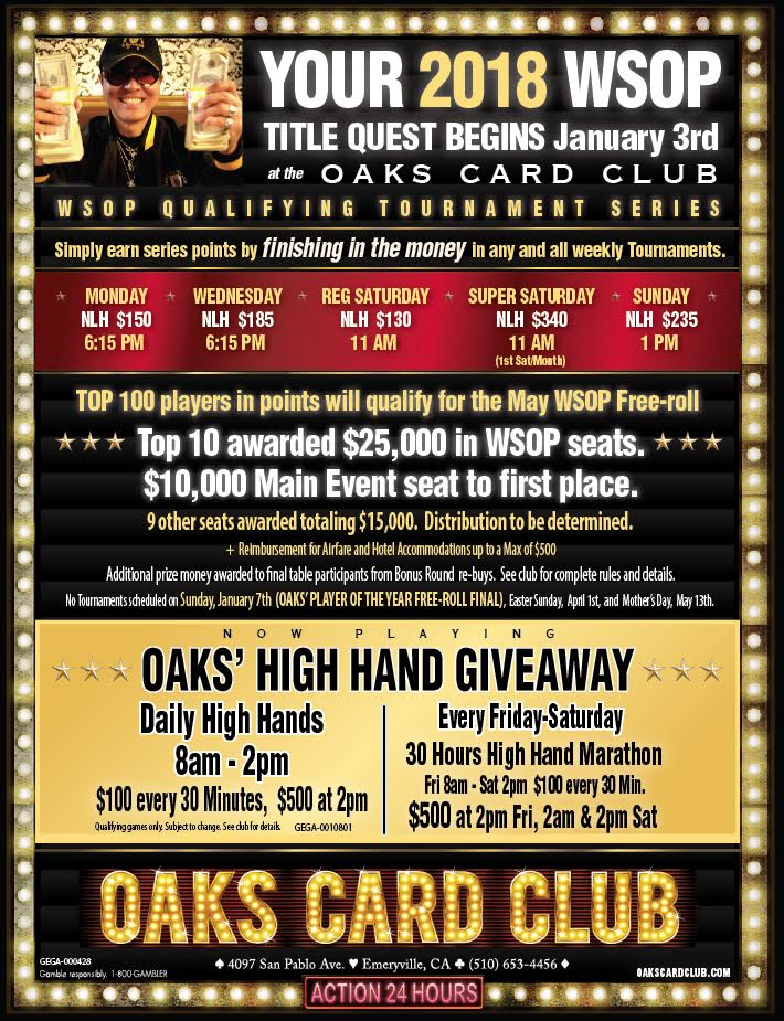 1--1-18 - Oaks Card Club