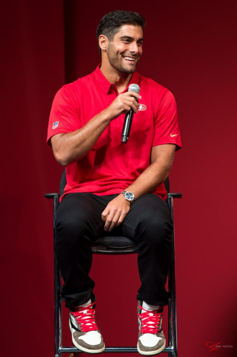 6-17-19 - 49ers - Kenneth Wong