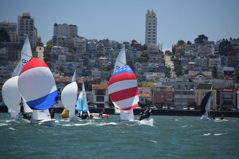 7-15-19 - Sail - Sam Weismann