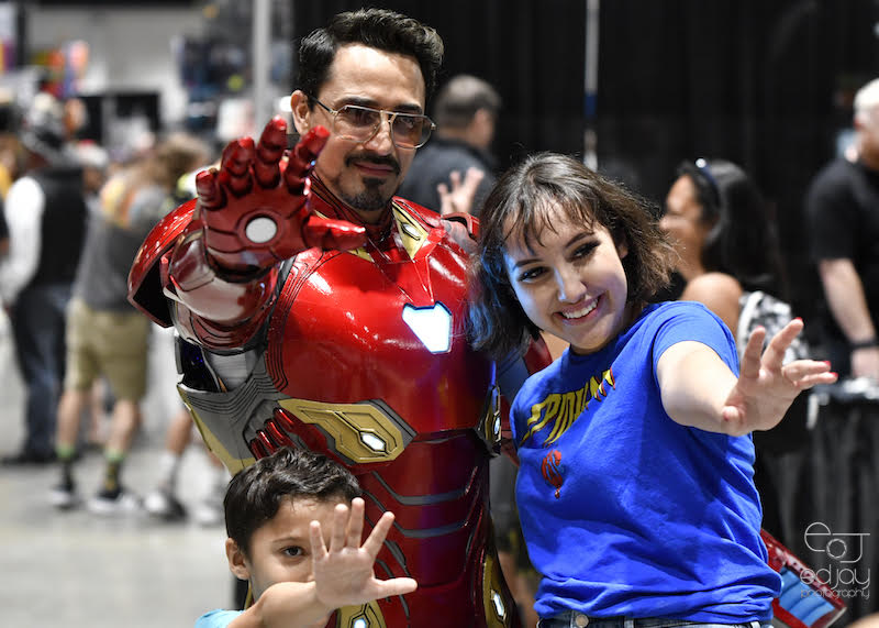 8-19-19  Comic Con - Ed Jay