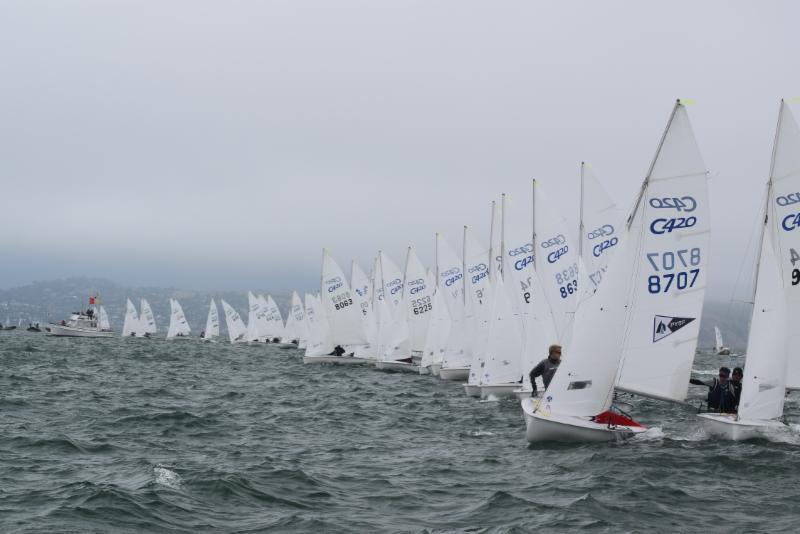 7-15-19 - Sailing - San Weismann