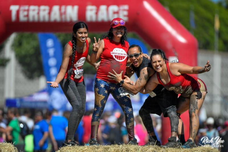 6-24-19 - Terrain race - Rich Yee