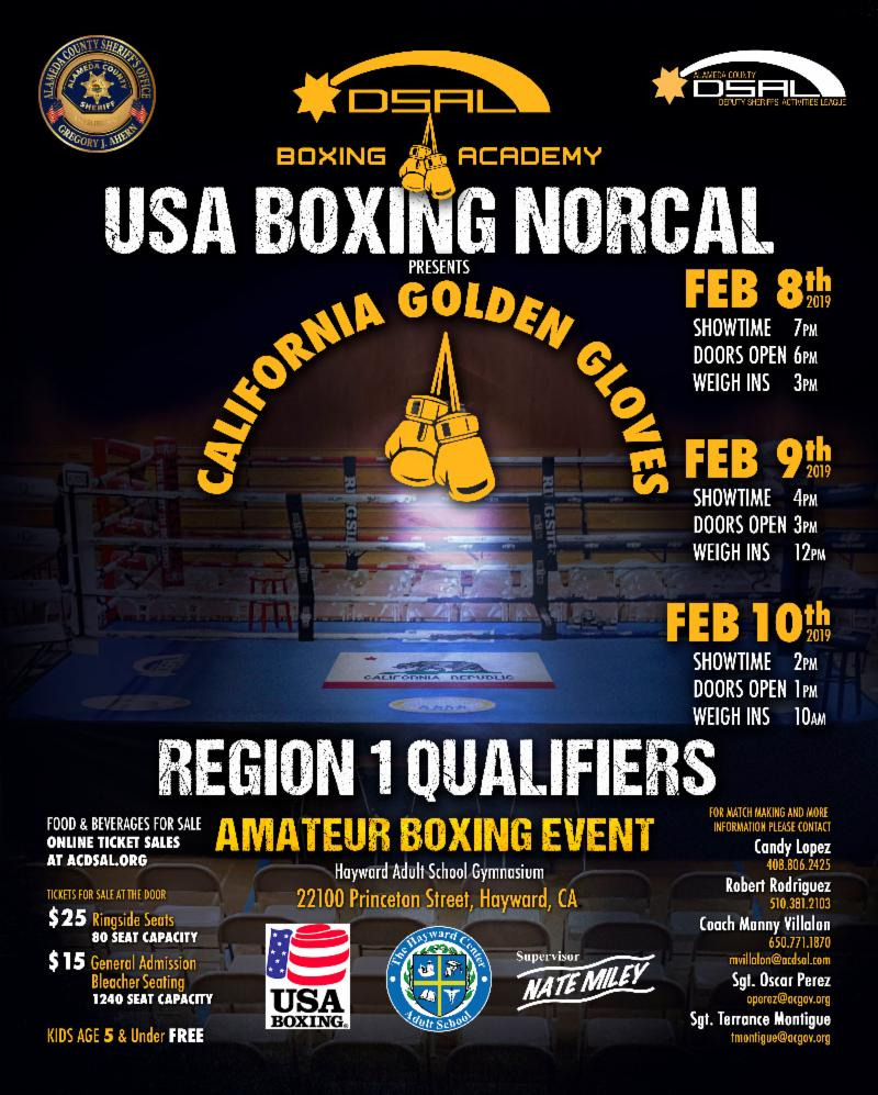 1-21-19 - Boxing event