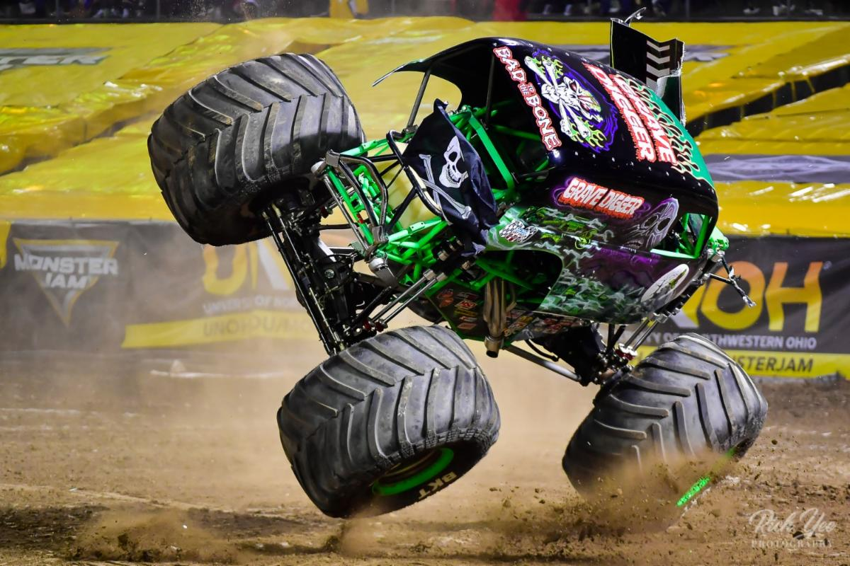 2-24-2020 - Monster Jam - Rich Yee