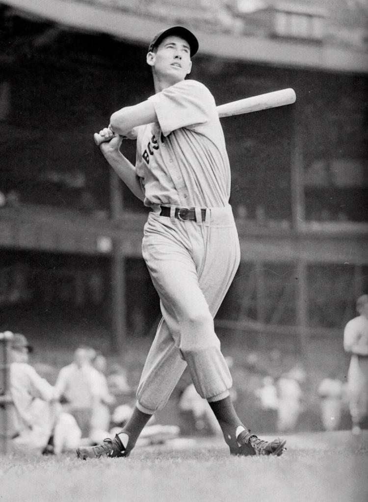 7-1-18 - Ted Williams