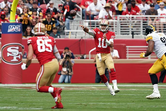 9-23-19 - 49ers - Darren Yamashita