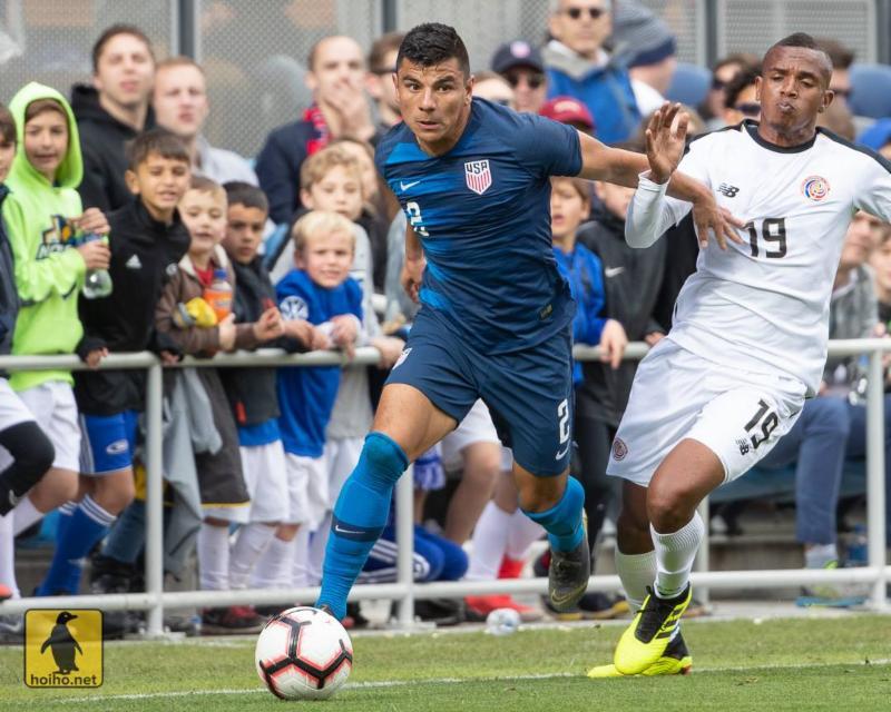 2-4-19 - Soccer - Alex Ho
