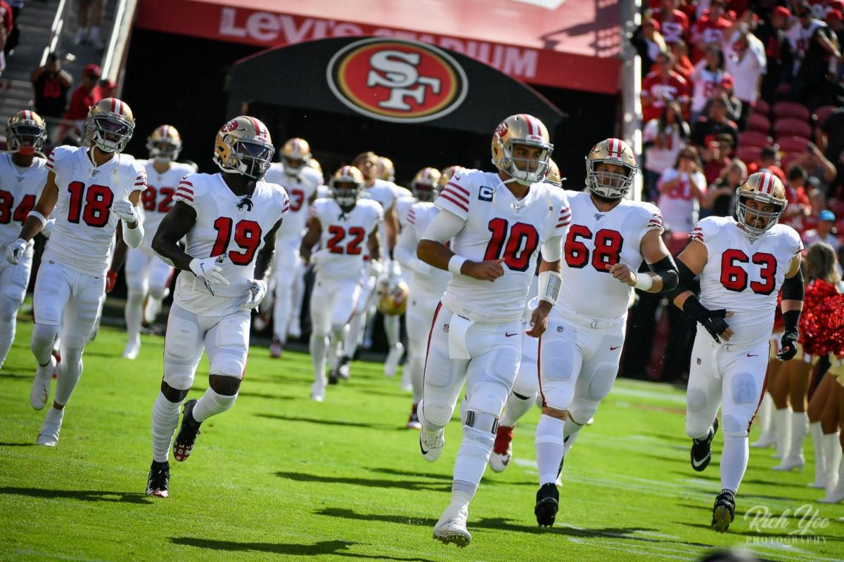 Sports Today 300 New Ultimate Sports Guide 49ers Vs