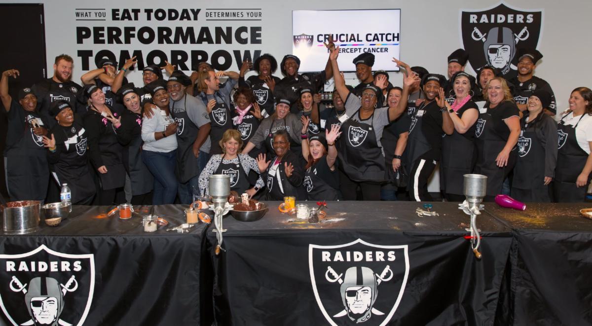 11-4-2019 - Raiders - Timothy