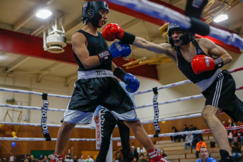 2-18-19 - Boxing - Larry Rosa