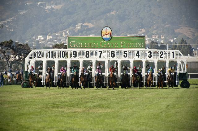 Golden Gate Fields - #2